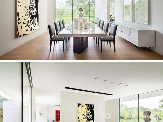 Preston Hollow Residence por Bodron+Fruit