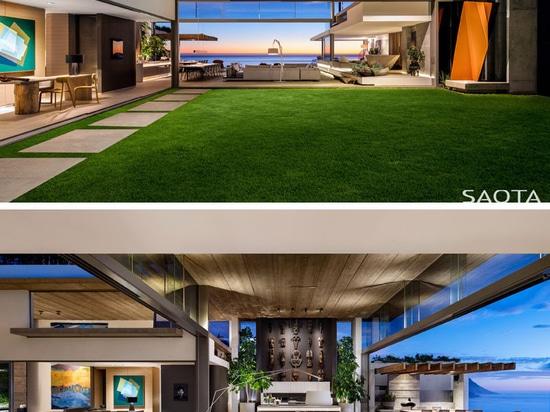SAOTA han diseñado una nueva casa que pasa por alto el Océano Atlántico