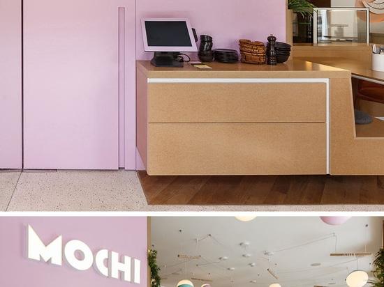 El restaurante de BAO MOCHI se ha abierto recientemente en Rusia