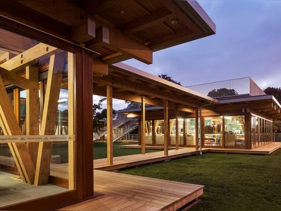 La arquitectura de Nueva Zelanda concede a 2018 ganadores anunciados