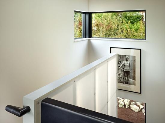 La casa del ciclo de los arquitectos del chadbourne + del doss