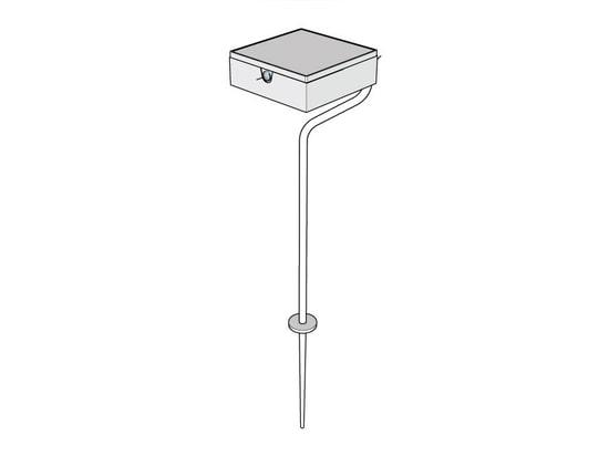 CAMISETA solar de la lámpara