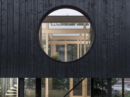 Casa CCFF/Leopold Banchini Architects