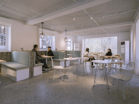 Diseño Mica-barra/3andwich/él Wei Studio