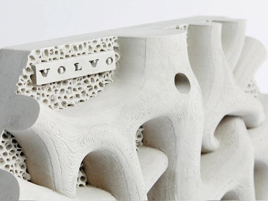 Volvo crea el malecón de vida para combatir la contaminación y para promover biodiversidad