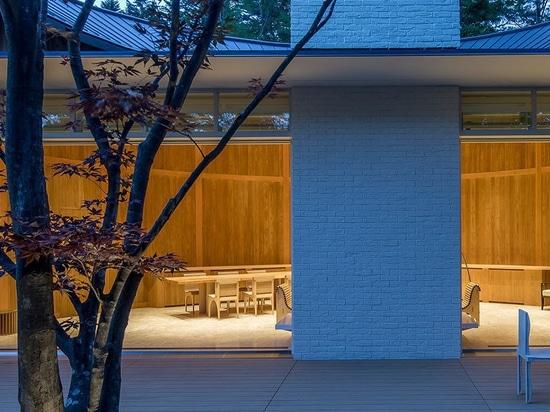 casa shishi-AIT: un hotel selecto por la prohibición del shigeru abre sus puertas en karuizawa