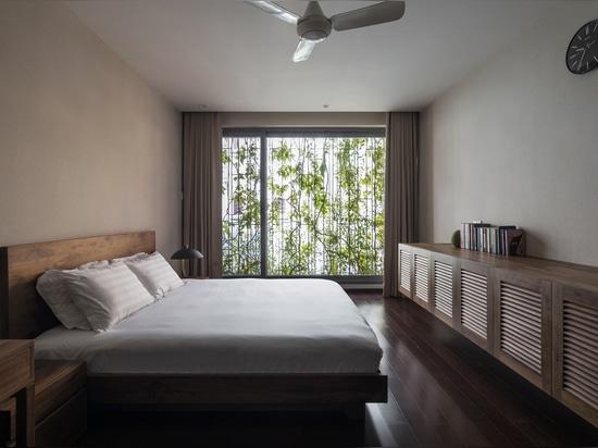 Arquitectos de respiración de la casa/VTN