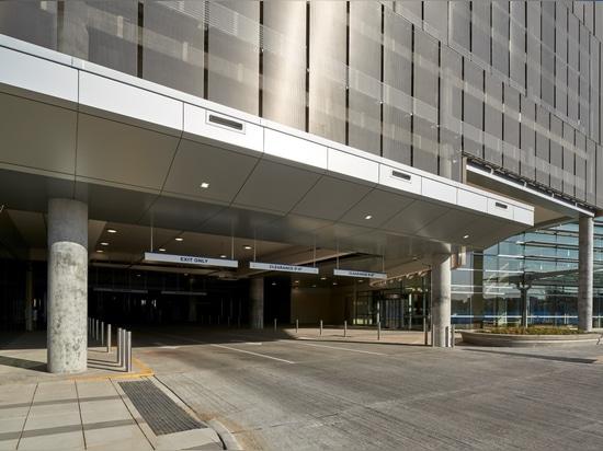 Revestimiento de fachada: Liberty Mutual Insurance