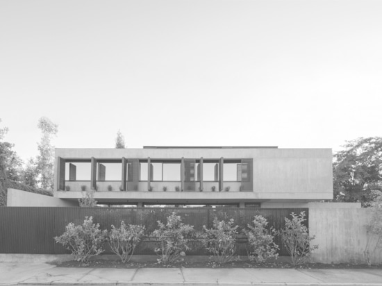 Casa de CHS/Chauriye Stäger Arquitectos
