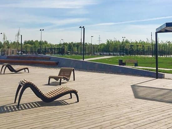 Parque Pojma Brateevskaya, Moscú