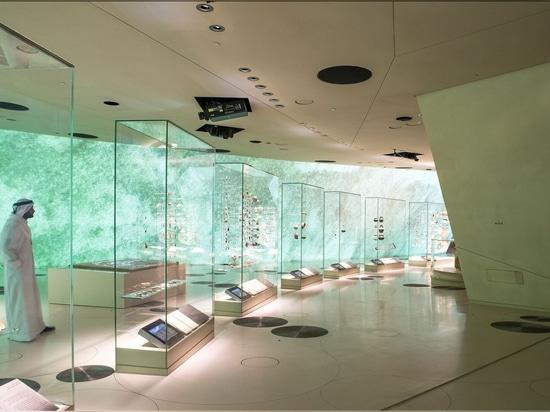 Inauguración del Museo Nacional de Qatar por los Ateliers Jean Nouvel