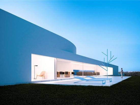 Casa Coimbra-Steinmann de Fran Silvestre Arquitectos