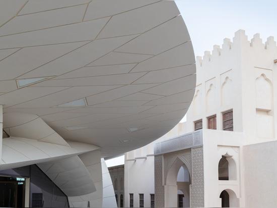 Museo Nacional de Qatar / Atelier Jean Nouvel