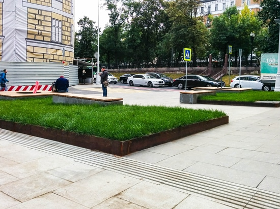 El Anillo del Boulevard, Moscú
