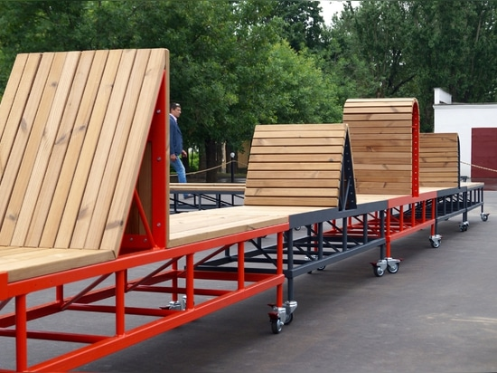 El Parque de la Artesanía en VDNKh, Moscú