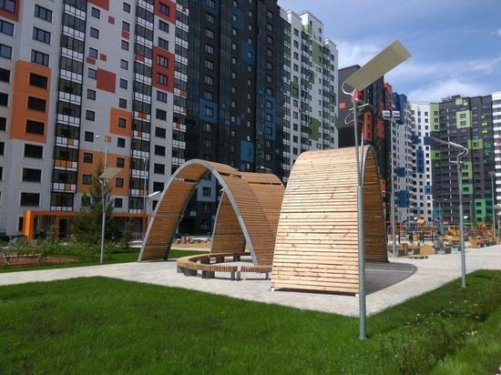 Complejo residencial en la autopista Dmitrovskoe, Moscú