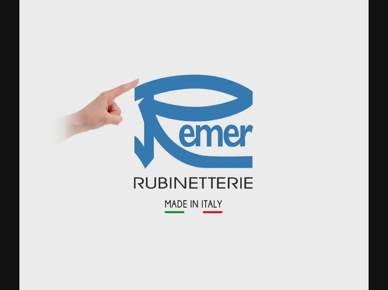 TOUCH-ME por REMER RUBINETTERIE