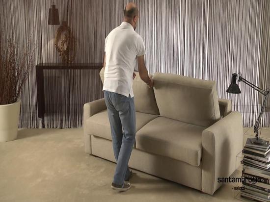 Sofá cama Federica - vídeo