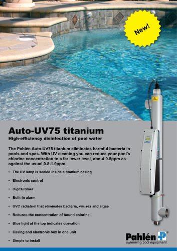 Auto-UV75 titanium