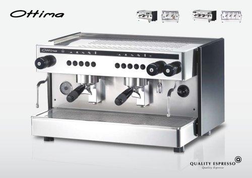 Máquina de café Ottima