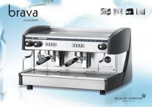 Máquina de café Visacrem Brava