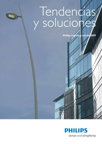 Tendencias y Soluciones Otoño 2009