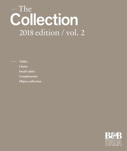 The Collection 2018 edition / vol. 2