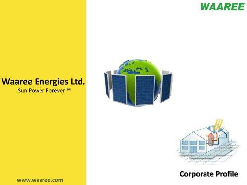catalogue solar power