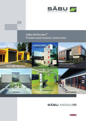 SÄBU Modular Construction