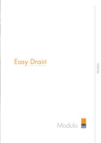 Easy Drain Modulo Basic