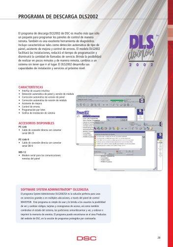 Catalogue DSC-Espagnol
