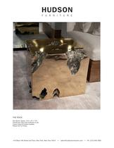OCCASIONAL TABLES:THE ROCK
