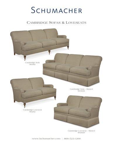 Cambridge sofas & Loveseats