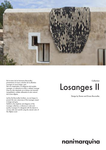 Collection Losanges II
