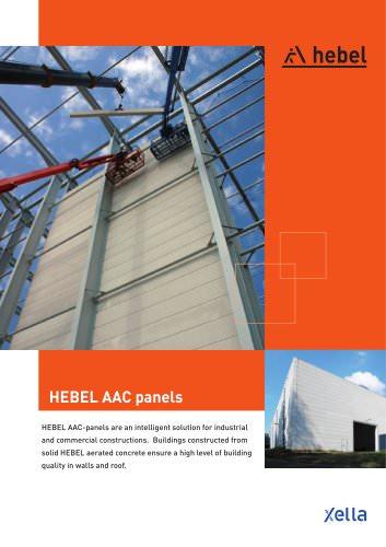 HEBEL AAC panels