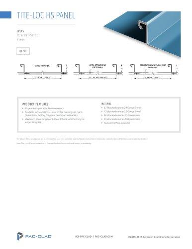 Tite-Loc Plus Panel
