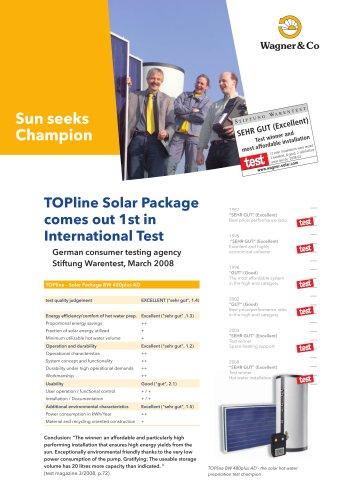 TOPline Solar Package