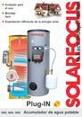 Acumulador de agua potable: Plug-IN