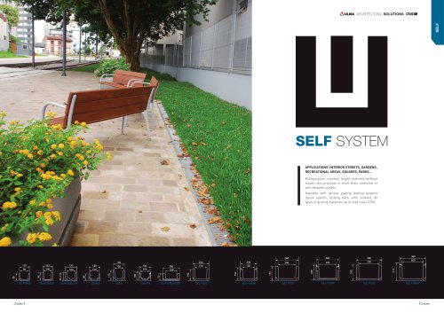 self-system-drainage-channels