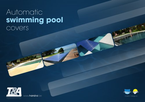 Automatic  wimming pool  covers