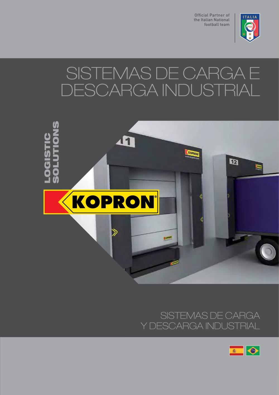 Sistemas de carga y descarga industrial - KOPRON - Catálogo PDF ...