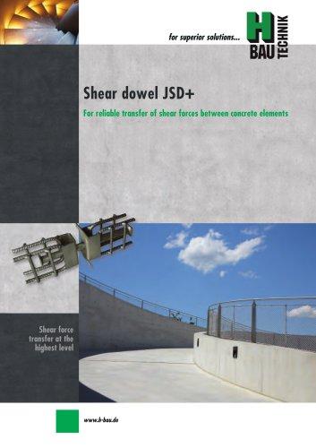 SHEAR DOWELS JSD+