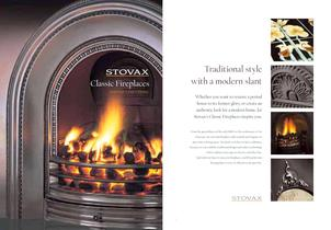 STOVAX Classic Fireplaces