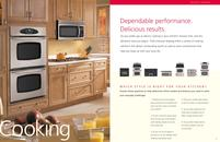 Kitchen-Cooking Brochure