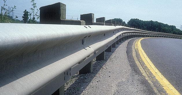 Barrera de seguridad de acero galvanizado - FLEX-BEAM - Armtec - de calle