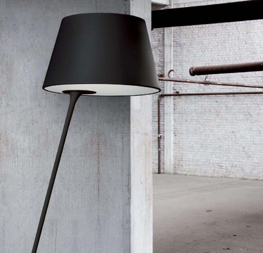 lámpara de pie de de metal moderna tejido QdshrCt