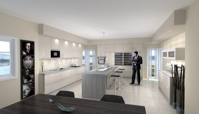 Programa para diseño interior / de diseño / para cocina / 3D ...