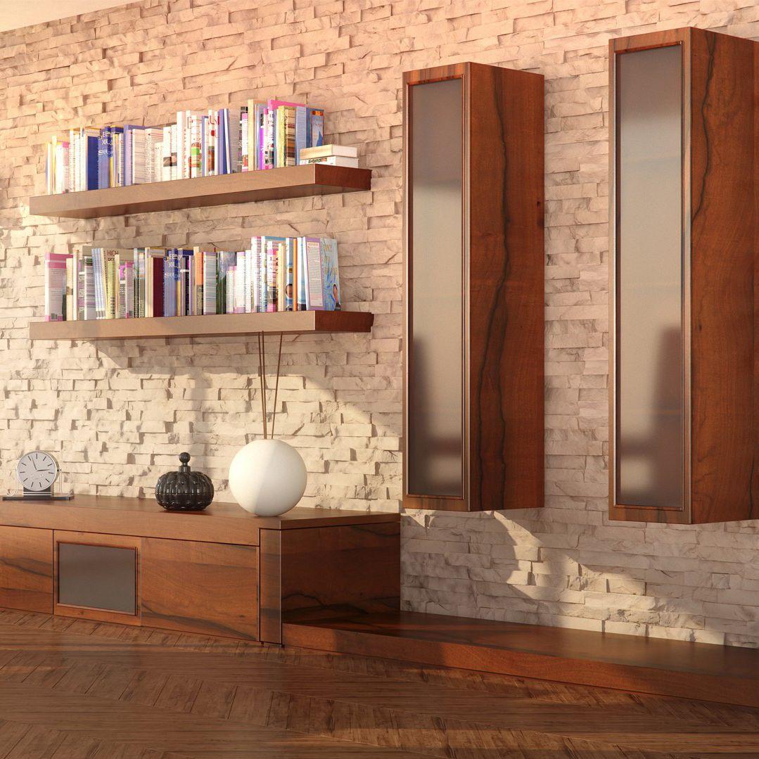 Plaqueta De Fachaleta De Yeso De Interior Texturada Hecha A  # Muebles Egipcios Caracteristicas