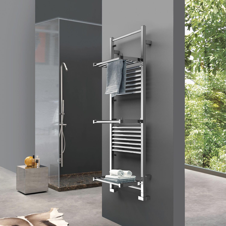 Radiador toallero de agua caliente - STENDY SHORT ...
