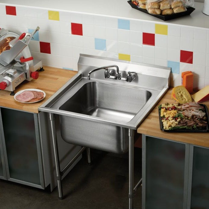 Mueble para fregadero de acero inoxidable / para cocina ...